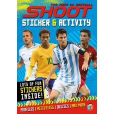 Shoot Sticker and Activity Annual