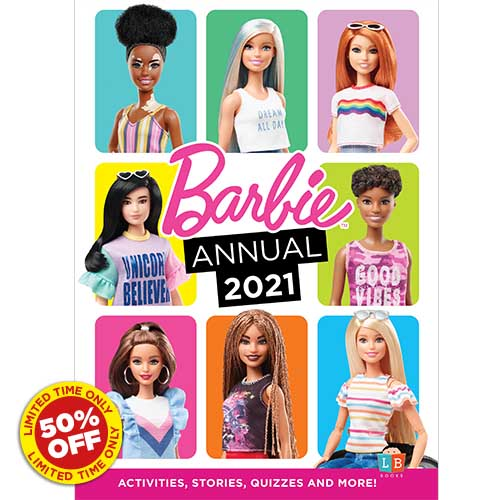 Barbie Official Annual 2021