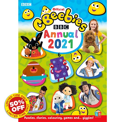 CBeebies Official Annual 2021