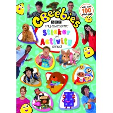 CBeebies: My Awesome Sticker & Activity Annual