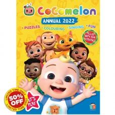 Cocomelon Official Annual 2022