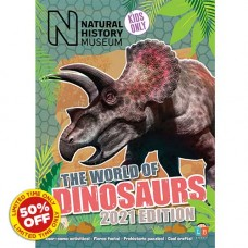 Dinosaurs by Natural History Museum 2021 Edition