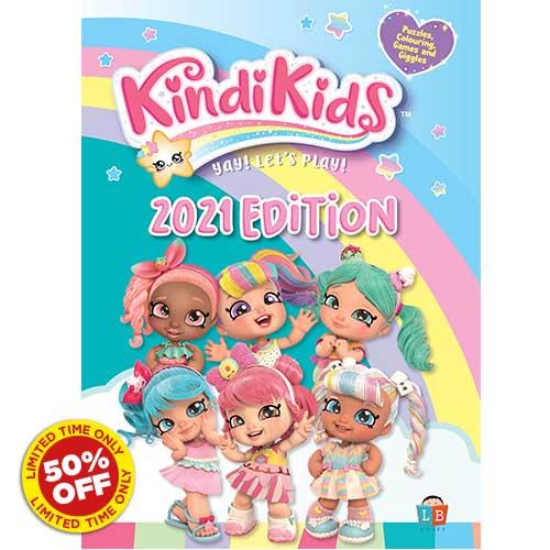 Kindi Kids Official 2021 Edition