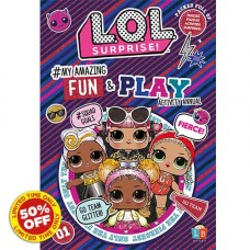 L.O.L. Surprise!: #My Amazing Fun & Play Activity Annual 19