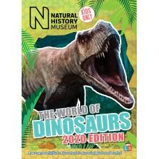 Natural History Dinosaurs 2020 Edition