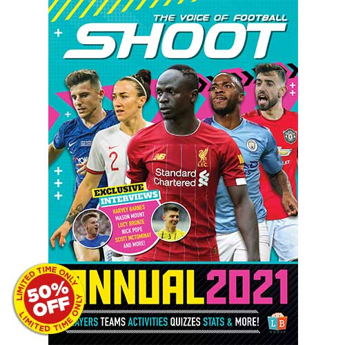 Shoot Official Annual 2021