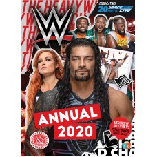 WWE Official Annual 2020