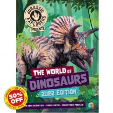 The World of Dinosaurs by JurassicExplorers 2022 Edition