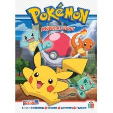 Pokémon Annual 2017