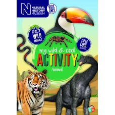 Natural History Museum My Wild and Cool Activity Annual