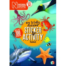 Natual History Museum: My Totally Awesome Sticker and Activity Annual